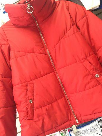 Теплая синтепоновая курточка
