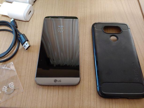 LG G5 modular Titan + Cam Plus + 2 Baterii