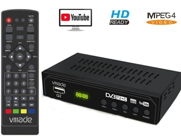 Dvb t2 приставки цифровые, 26 каналов