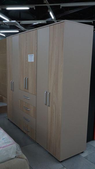 6 крил гардероб Мебели РУМ Кремиковци