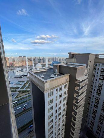 Шикарная квартира класса Люкс в жк Хайвилл Астана