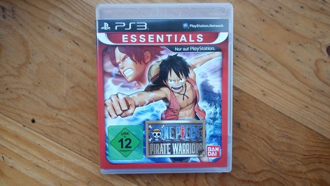 Vand One Piece Pirate Warriors PS3 ( Play Station 3 )