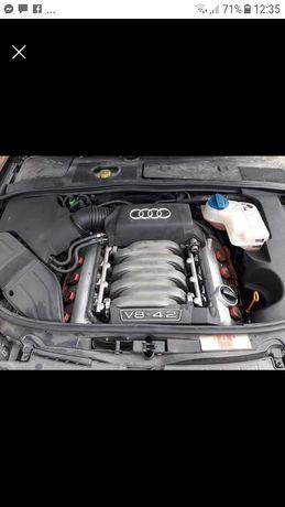 Vînd motor audi s4 .4 2 v8 benzina