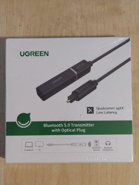 UGREEN Bluetooth 5,0 передатчик, с подключением к оптике Toslink