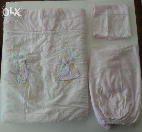 Комплект завивки за бебешка кошара