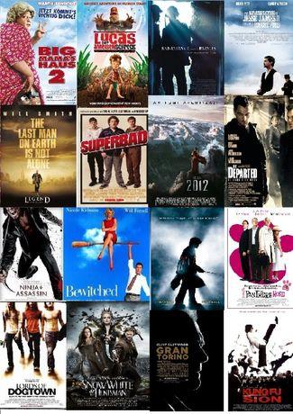 Стари кино афиши-кино плакати 22.50лв на бройка.