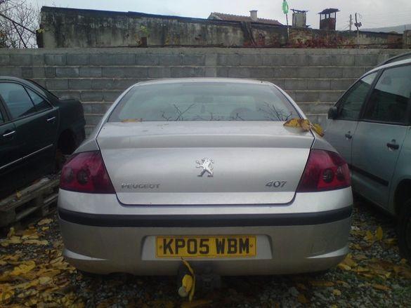 Части за Peugeot 407 2.0hdi, 136кс, 2005г