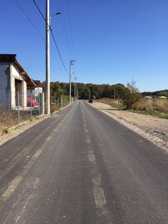 Vând teren Balotesti, Privighetorilor (strada Frasinului)