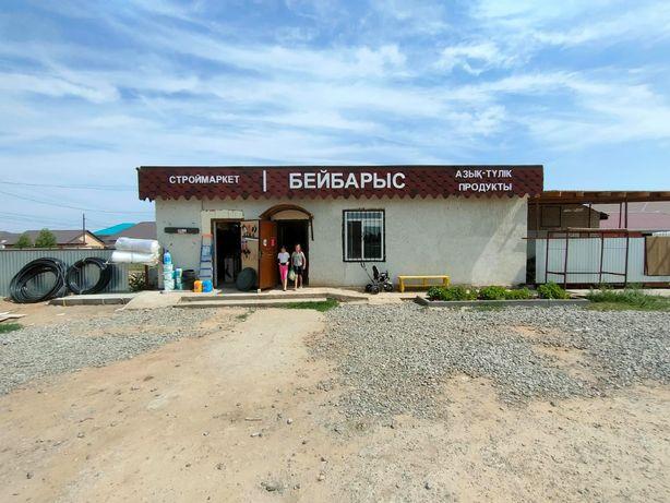 Акжар-2  продуктовый и строительный магазин