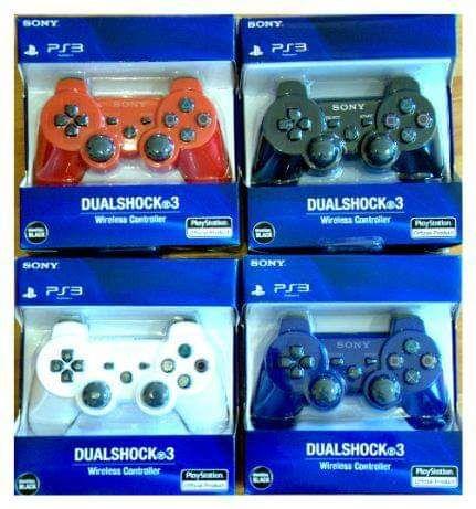 Безжичен Джойстик DUALSHOCK 3 за PS3-PlayStation 3-ПС3