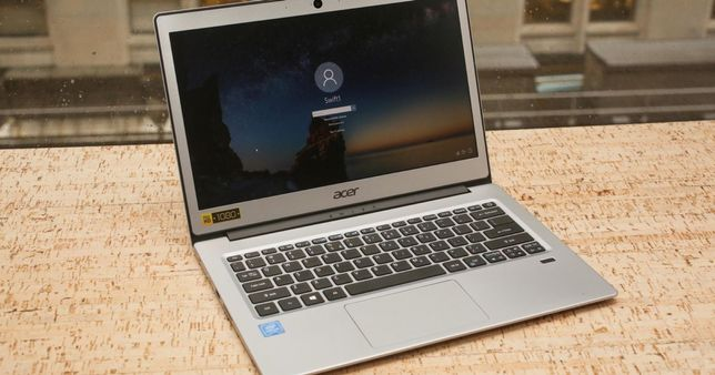 Ноутбук Aser Swift SF113-31