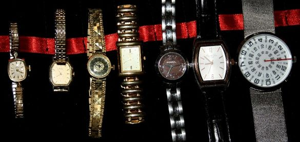 Колекция от часовници