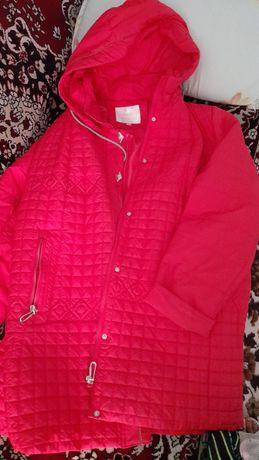Куртка осень тёплая
