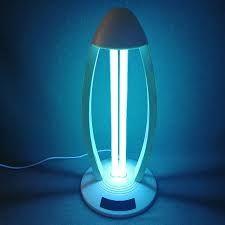 Бактерицидная ультрафиолетовая лампа (озонатор) с пультом ДУ