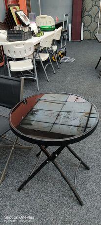 Mobilier terasa, 2 - 4 scaune+ masa la set, ratan sintetic , noi