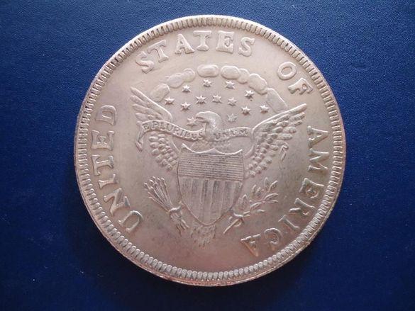 1 Dollar 1804,1865 Сребърна Реплика