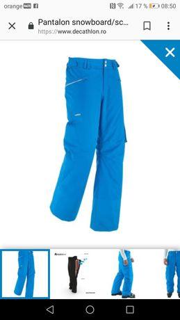 Pantaloni ski Dechatlon