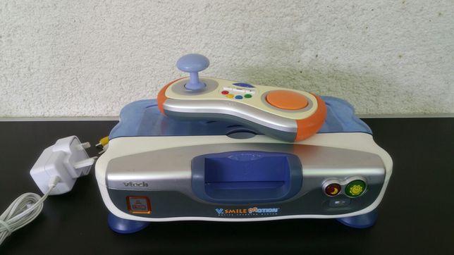 Joc - consola - Vtech - V smile - Motion - interactiv - tv - copii