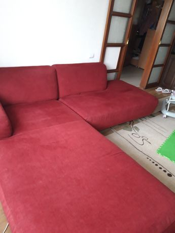 Угловой диван, трансформер