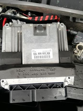 calculator motor ecu motor audi a4 b8 2010 03l906022mk