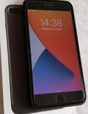 Iphone 7 plus mat black