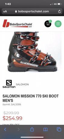 Salomon Mission 770 Ski Boots