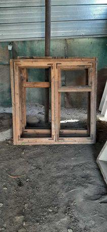 Оконные рамы с двойной коробкой размер 110х110см
