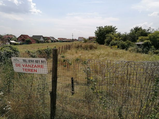 Vând teren pentru construcții în Santana