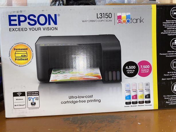Принтер epsonl3150