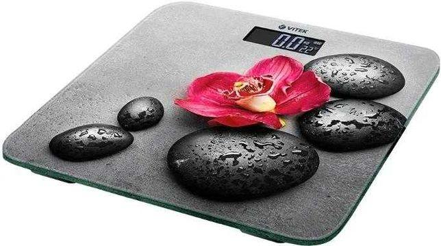 Напольные весы электронные VITEK 8084, 180 кг бытовые Гарантия