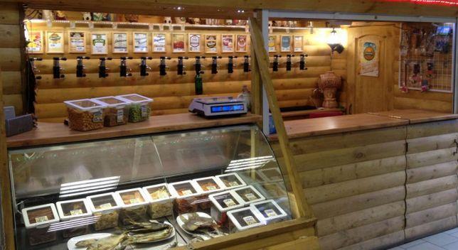 Пивной магазин (бар) на Богенбая