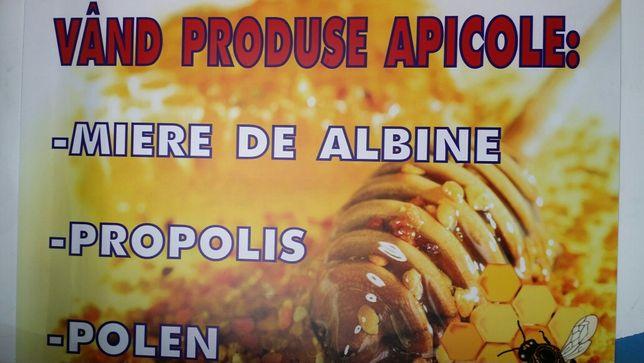 Vand miere si produse apicole