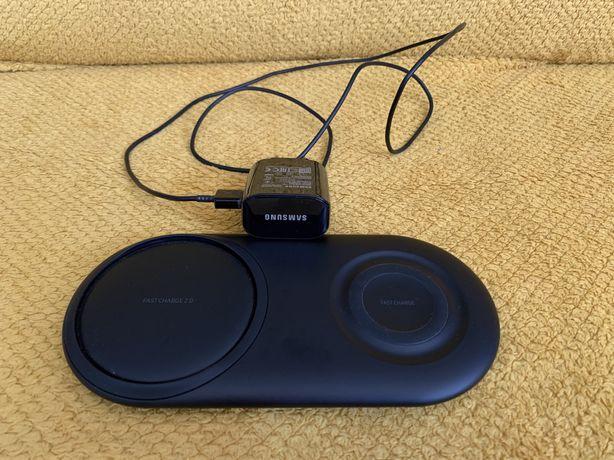 Зарядное устройство Samsung EP-P5200 черный