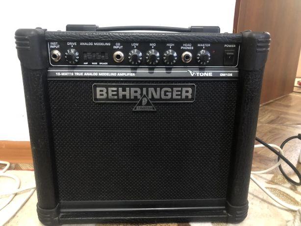 Комбоусилитель Behringer V-Tone GM108