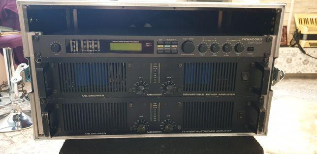 Labgruppen 2000C amplificator putere (Xa dynacord)