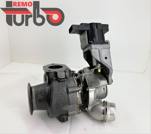 Turbo BMW n47 320 d 520 d E90 F10 F30 E60 X3 X1 143 163 177 CP Turbina