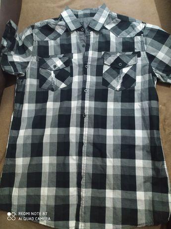 Мъжка риза размер М