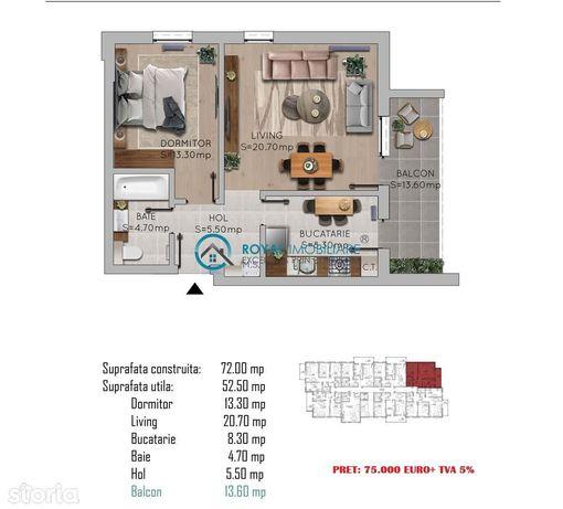 Royal Imobiliare - Vanzari apartamente bloc nou B-dul Bucuresti