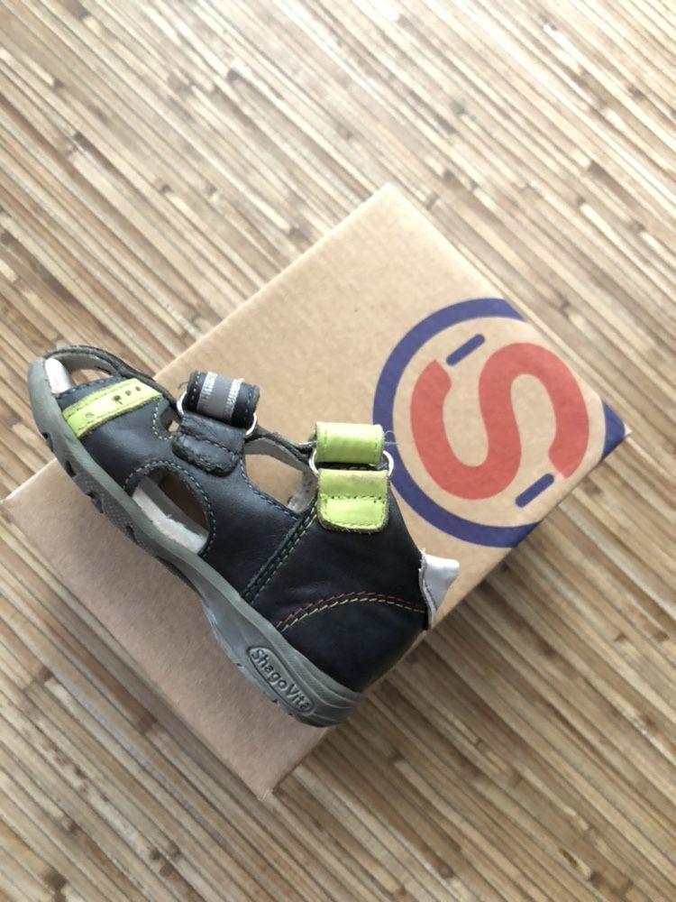 Продам сандалии детские Shagovita 20 размер