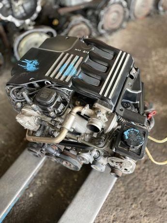 Двигатель из Швейцарии BMW E46 M47 D20