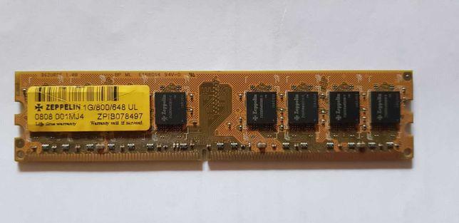 ОЗУ Zeppelin DDR2 1Gb