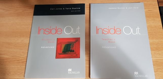 Inside Out Advanced student's book si teacher's book