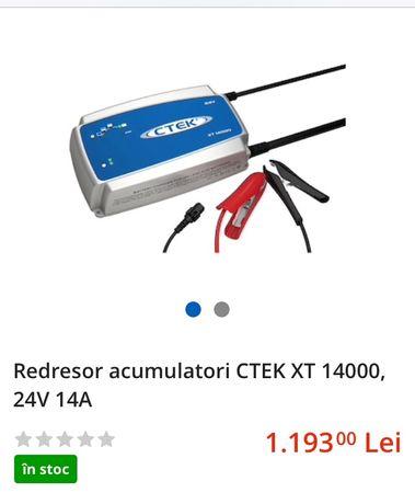 Redresor CTEK 24 Volti