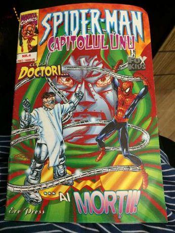 Revista Spiderman - Marvel comics Nr4
