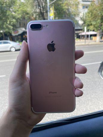 Iphone 7+ plus rose gold
