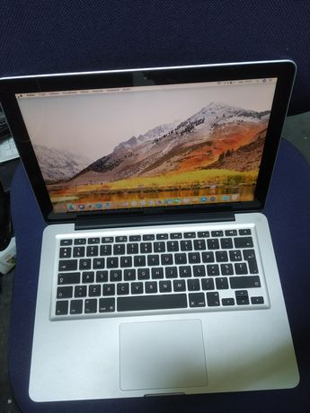Macbook pro 13-i5-ssd-8gb ram