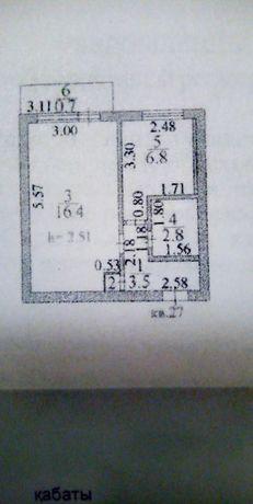 Продам 1 - комнатную квартиру