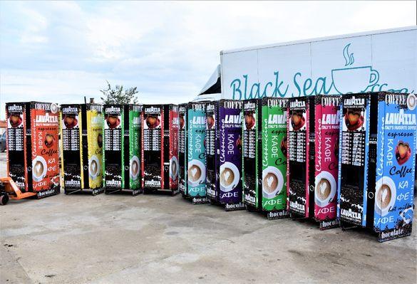 Кафе автомати - Вендинг автомати - продажба, сервиз, инсталация