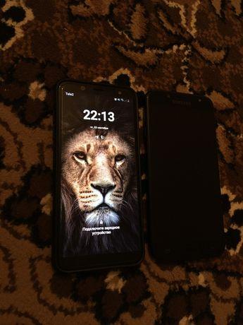 Samsung A6 и Samsung J7