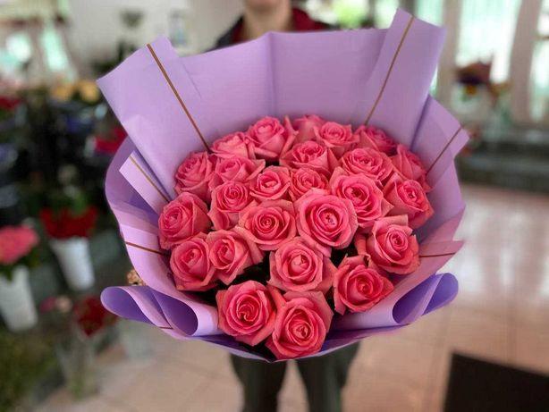 Букеты \ Розы \ Хризантемы \ Цветы \ Доставка Цветов 07